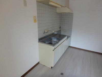 【キッチン】スペース西川