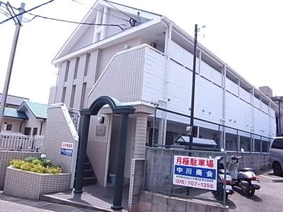 【外観】ローリエ霞ヶ丘