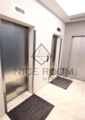 BPRレジデンス渋谷 エレベーター