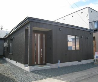 【外観】西富町3丁目 新築戸建