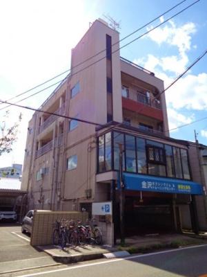 【外観】金沢マンション