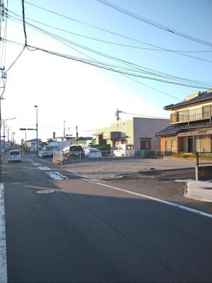 【外観】【売地】宮崎市高洲町土地