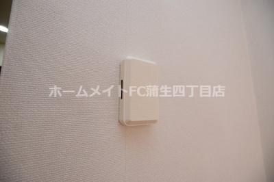 【設備】レジデンスマルゼンパートⅢ