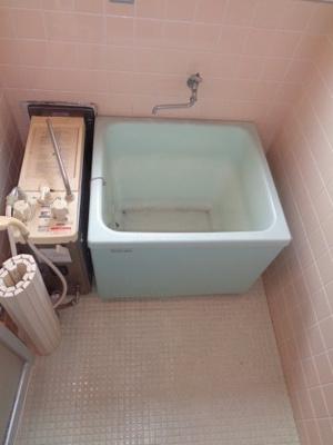 【浴室】マエダマンション