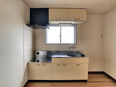 【キッチン】ハイツルピナス