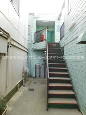 【エントランス】カサハラビル大船ⅥA棟