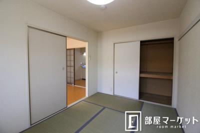 【和室】エステート平芝 A棟