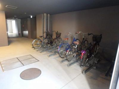 【駐車場】サムティ北浜EST