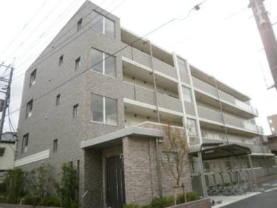 【外観】ユートリーパークマンション