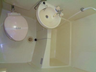 【浴室】エレホン長居東