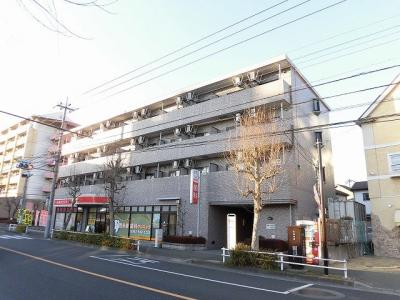 【外観】昭島コートエレガンスA棟