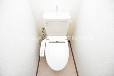 【トイレ】ラ・ビスタ城東