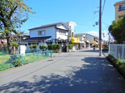 【周辺】翠ヶ丘団地2号棟