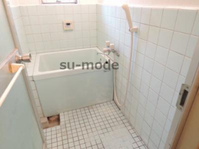 【浴室】翠ヶ丘団地2号棟