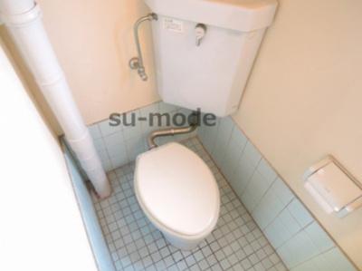 【トイレ】翠ヶ丘団地2号棟