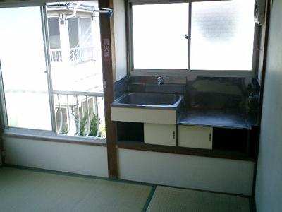 【キッチン】チェリーハウス