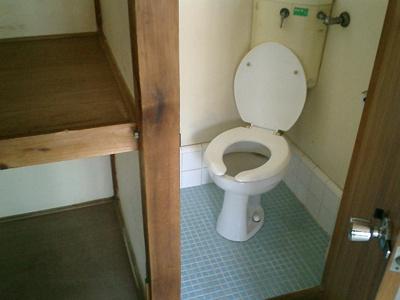 【トイレ】チェリーハウス