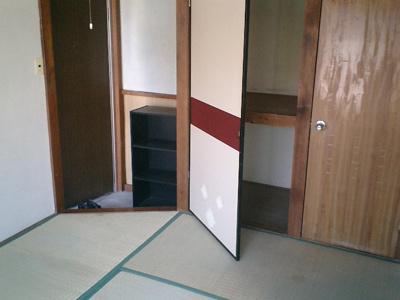 【玄関】チェリーハウス