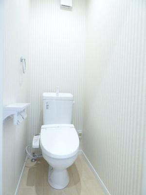 【トイレ】メゾンIS