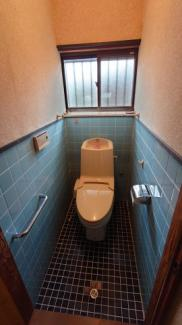 【トイレ】朽木市場M邸