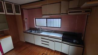 【キッチン】朽木市場M邸