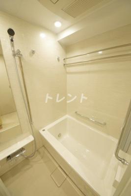 【浴室】ピアース神楽坂レジデンス