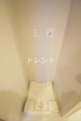【洗面所】ピアース神楽坂レジデンス