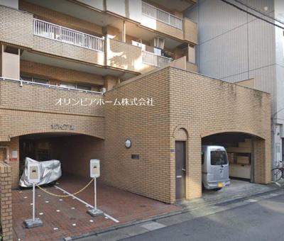 【外観】オクトピア湊 61.69㎡ 3階 新富町駅7分