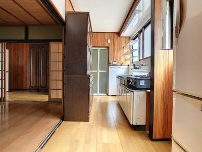 【キッチン】新地西町貸家