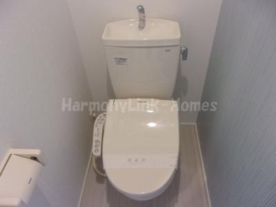 ハーモニーテラス池袋Ⅱのトイレも気になるポイント☆