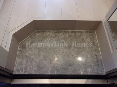 ハーモニーテラス池袋Ⅱの明るい玄関です