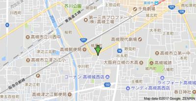 【地図】倉成マンション (株)Roots