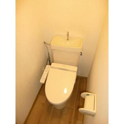 エステートピアKEIのトイレ