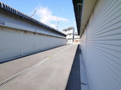 【周辺】京終モータープール