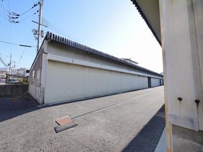 【外観】京終モータープール