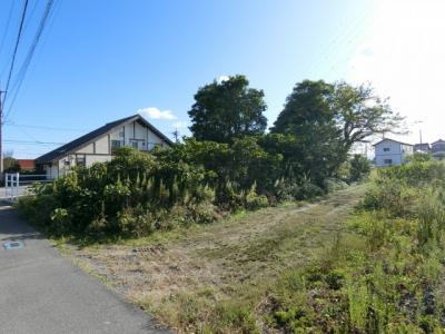 【外観】米子市和田町 売土地