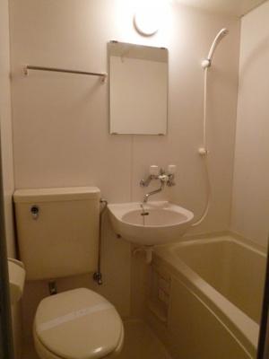 【浴室】フルーレメゾン・タムラ