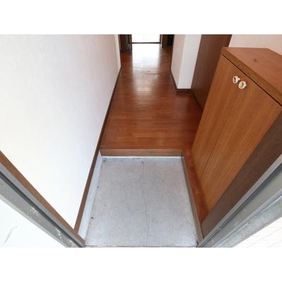 【玄関】コーポアサマ寿