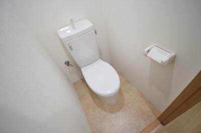 【トイレ】良本三川口マンション