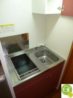 【キッチン】L新都心マティダ