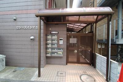 【エントランス】セシーズイシイ15