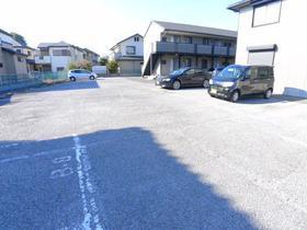 【駐車場】クレール新柏