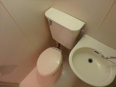 【トイレ】司城ビル