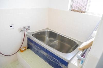 【浴室】津山市 二宮中古 7DK