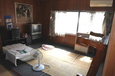 【洋室】津山市 二宮中古 7DK