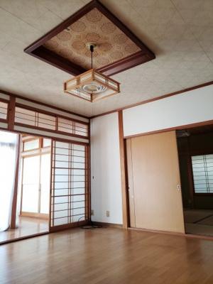 【洋室】鳥取市青葉町1丁目中古戸建
