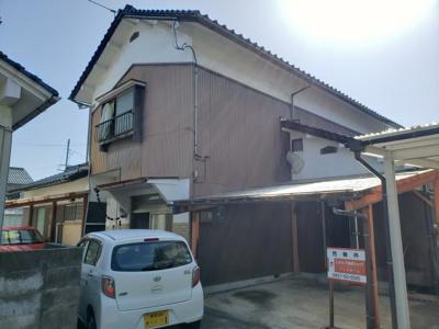 【外観】鳥取市青葉町1丁目中古戸建