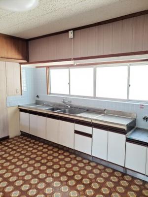 【キッチン】鳥取市青葉町1丁目中古戸建