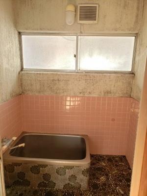【浴室】鳥取市青葉町1丁目中古戸建