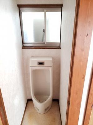 【トイレ】鳥取市青葉町1丁目中古戸建